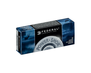 Federal 223 Rem, 55 Gr Soft Point