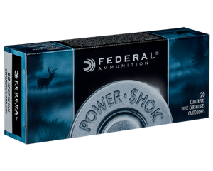Federal 223 Rem, 64 Gr Soft Point