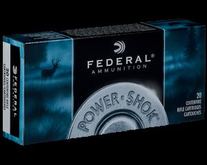 Federal 25-06 Rem, 117 Gr Hot Cor SP
