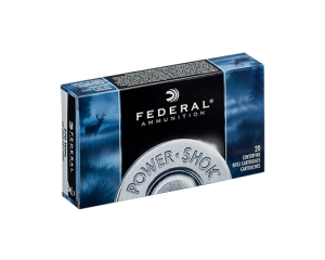 Federal 270 Win, 130 Gr Soft Point