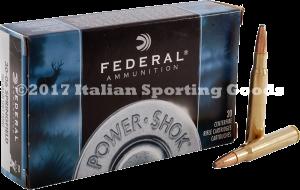 Federal 30-06 Spring,180 Gr Soft Point