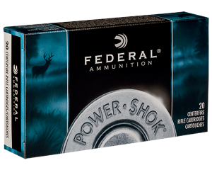 Federal 300 Savage, 180 Gr Soft Point