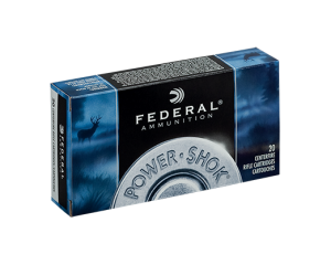 Federal 300 Win Mag, 180 Gr Hot Cor SP