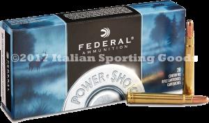 Federal 375 H&H, 270 Gr Soft Point