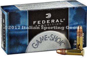 Federal 22 LR, 40 Gr Copper Plated RN