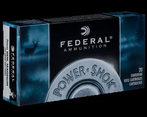 Federal 7MM Rem Mag, 150 Gr SP