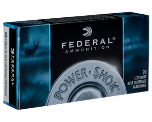 Federal 8MM Mauser, 170 Gr Soft Point