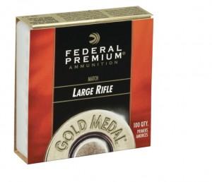 Federal Large Rifle Match / 100 Pk