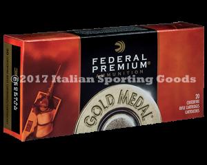 Federal 338 Lapua, 250 Gr S MKing BTHP