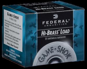 "Federal 410 Ga, 3"" 11/16 Oz #4 HB"