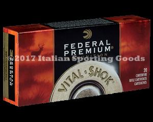 Federal 243 Win, 85 Gr TCopper