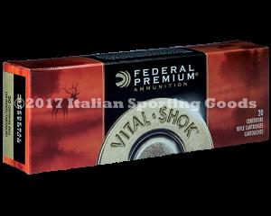 Federal 300 WSM, 165 Gr Nosler Par