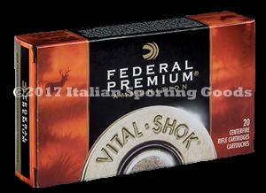 Federal 308 Win, 150 Gr Nosler Par