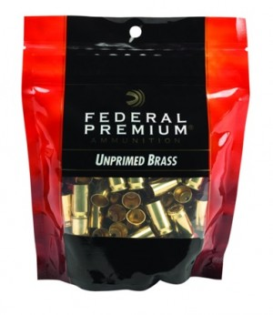 Federal 40 S&W Unprimed Brass