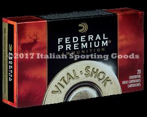 Federal 7MM Rem Mag, 175 Gr TB B Claw