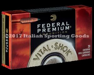 Federal 7MM Rem Mag, 150 Gr TCopper