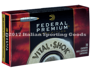 Federal 7MM Rem Mag, 160 Gr TBond Tip