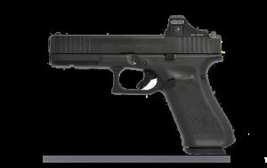 """Glock Glock 17 Gen 5 MOS Fixed 9MM Luger, 4 1/2"""" Barrel"""