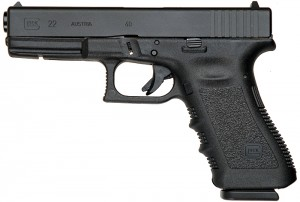 Glock Glock 22 Gen 3 Fixed Sights