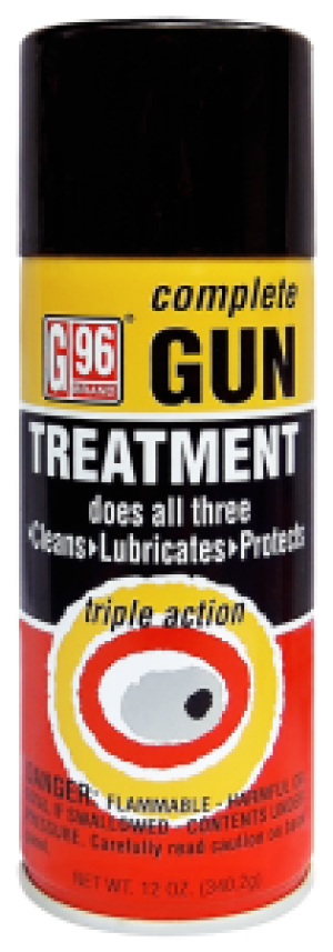 G96 Products Gun Treatment