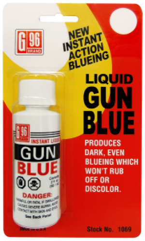 G96 Products Liquid Gun Blue