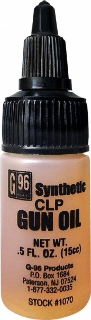 G96 Products Synthetic CLP Gun Oil