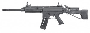 German Sport Guns GSG-15 Synthetic Black