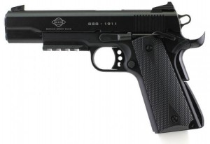 German Sport Guns GSG 1911 Tactical Black