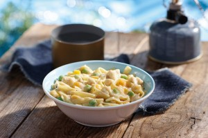 Happy Yak Blanquette of Chicken and Egg Noodles, 160 Grams