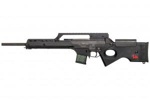 Heckler & Koch SL8-5, Black Open Sights