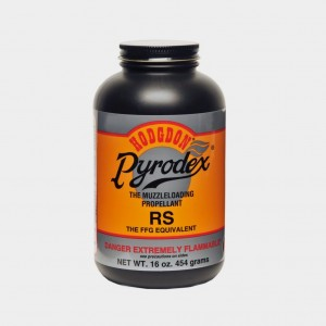 Hodgdon Powder Co. Pyrodex RS, 1 LB