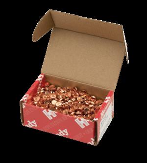 Hornady 22 Cal Gas Checks 1M/Box