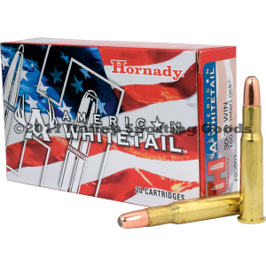 Hornady 30-30 Win, 150 Gr FP InterLock