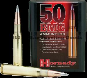 Hornady 50 BMG, 750 Gr A-Max