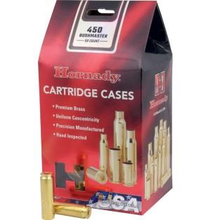 Hornady 450 Bushmaster Shell Cases, Unprimed Brass / 50 Box