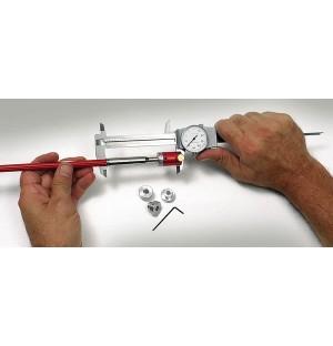 Hornady Lock-N-Load Bullet Comparator Basic Set, Lock-N-Load / .224, .243, .257