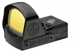 Leupold & Stevens DeltaPoint Pro Reflex Sight W/Motion Sensor Tech, 7.5 MOA Inscribed Delta