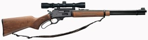 Marlin 336W/S With 3-9x32 Scope