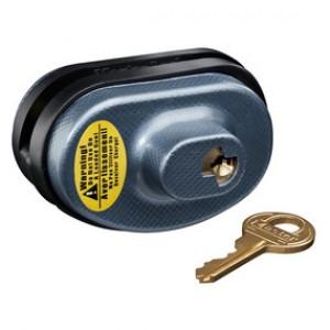 Master Lock Keyed Gun Lock