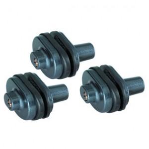 Master Lock Keyed Gun Lock 3 Pack