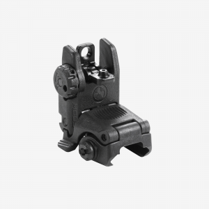 Magpul MBUS Rear Back up Sight G2-Black