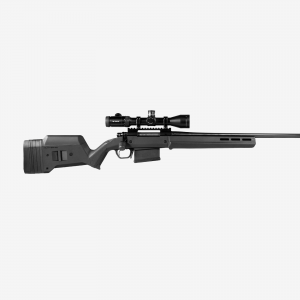 Magpul Hunter Rem 700 L/A Stock BLK
