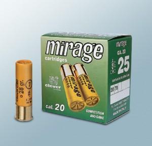 "Clever Mirage 20 Ga, 2 3/4"" 7/8 Oz #8"