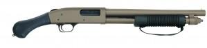 """Mossberg Int'l 590 Shockwave FDE 12 Ga x 3"""", 14 3/8"""" Barrel"""