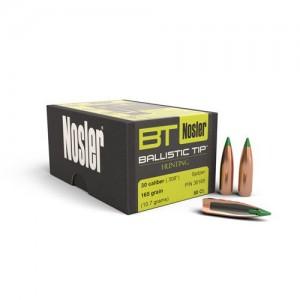 "Nosler Bullets 30 Cal 165 Gr Spitzer .308"""