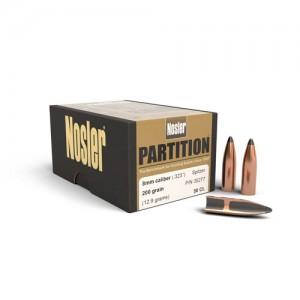 """Nosler Bullets 8MM 200 Gr Spitzer .323"""""""