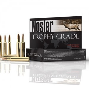 Nosler Bullets 33 Nosler, 265 Gr Accubond LR