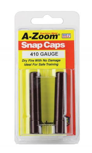 A-Zoom 410 Bore Shotgun Snap Caps 2P/Pk