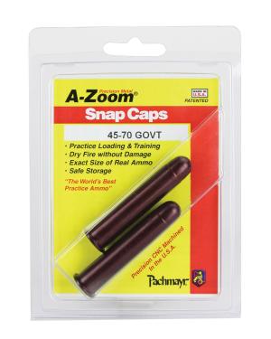 A-Zoom 45-70 Govt Snap Caps Rifle Group A 2P/Pk