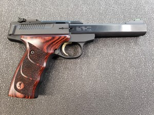 "Browning Buckmark 22LR, 5"" Barrel"